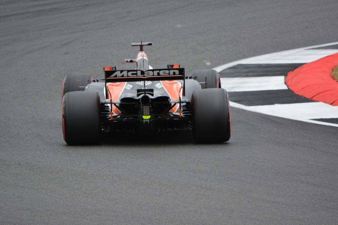 formule 1 achterkant